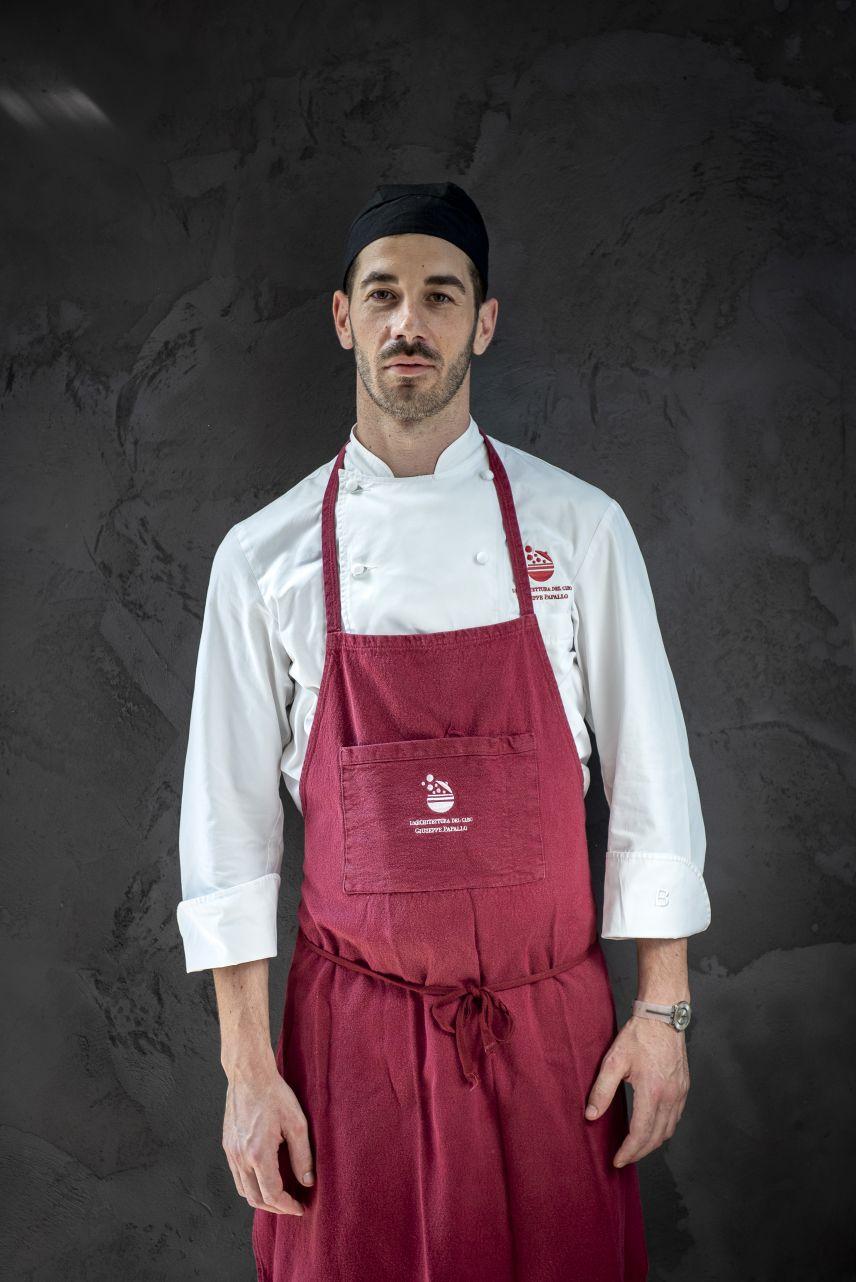 Chef Giuseppe Papallo