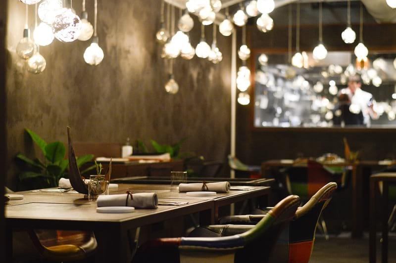 ristorante lusso firenze architettura del cibo